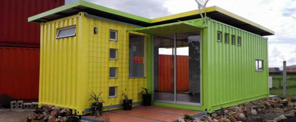 Why should you consider living in containers?