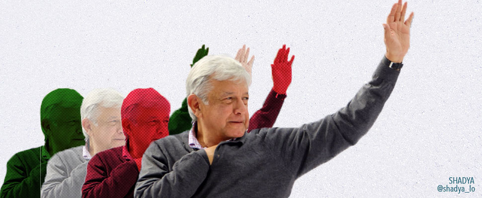 México: López Obrador sube como espuma, ¿ganará la presidencia?