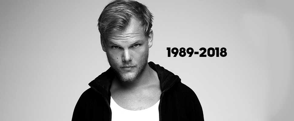 Why does the world mourn the death of Avicii?