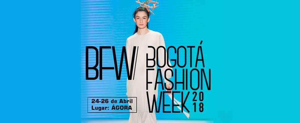 Todo lo que necesita saber del Bogotá Fashion Week 2018