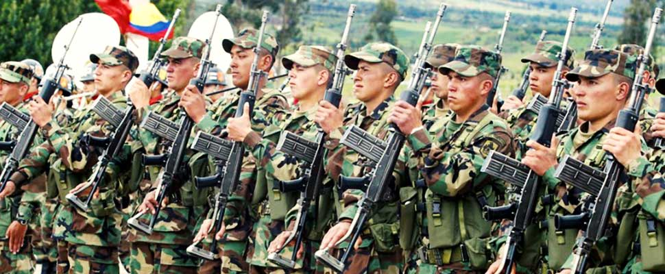 Hacia la abolición del servicio militar obligatorio en Colombia