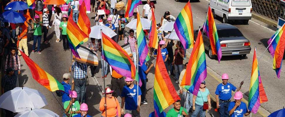 El Salvador takes an important step in favor of the LGBTI community