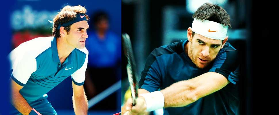 Tennis: Is Del Potro Federer's nightmare in finals?