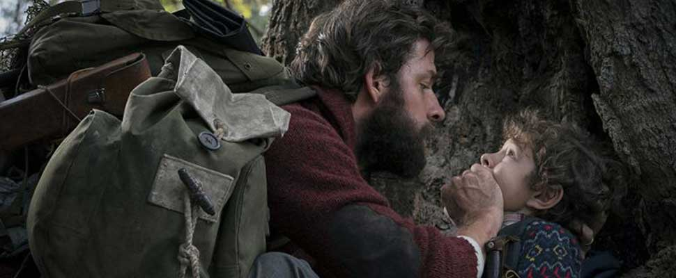 'A Quiet Place': the rebirth of horror movies?