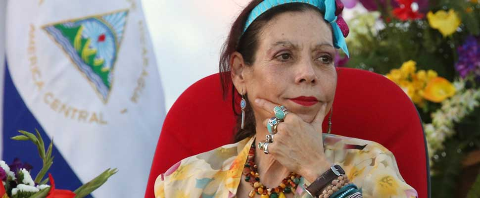 Does Rosario Murillo hold the power in Nicaragua?