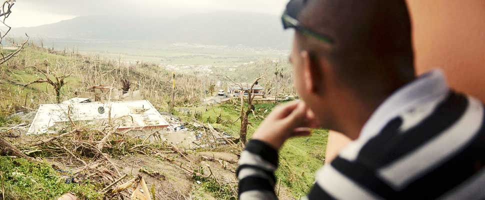 Puerto Rico: When being a US citizen does not save you from the consequences of a hurricane
