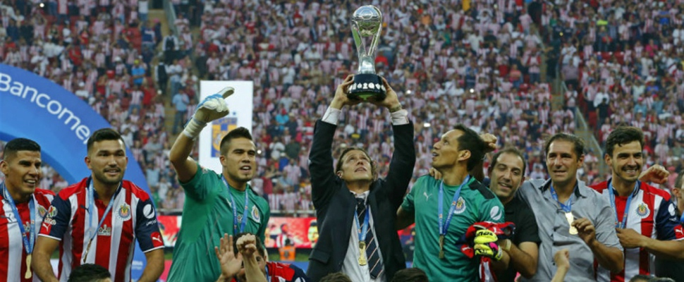 How an Argentine managed to recover the glory of the Chivas?