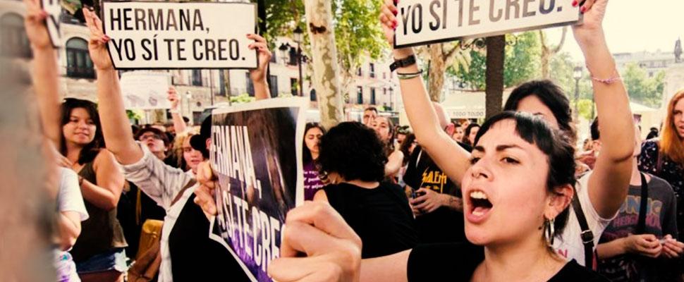 """#Cuéntalo: """"No es abuso, es violación"""" y la condena española"""
