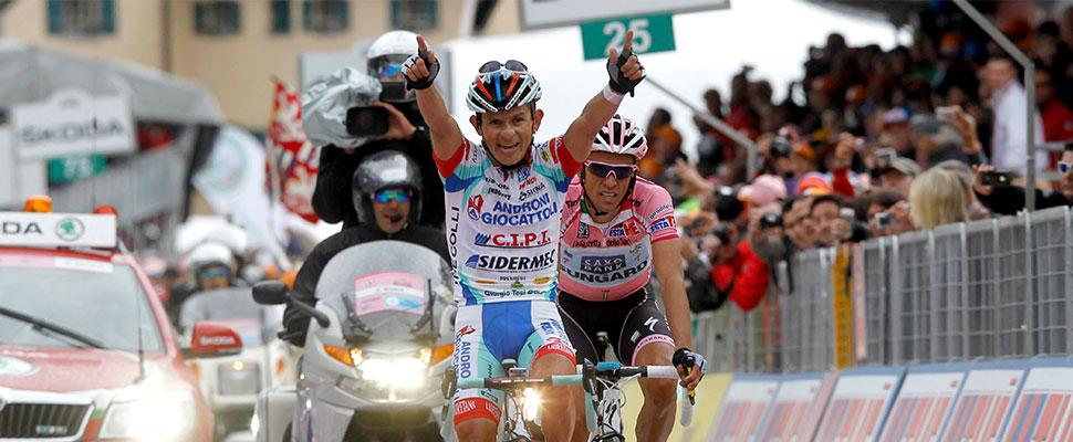 """Entrevista: José Rujano pronostica que """"viviremos el Giro de Italia más reñido de los últimos años"""""""