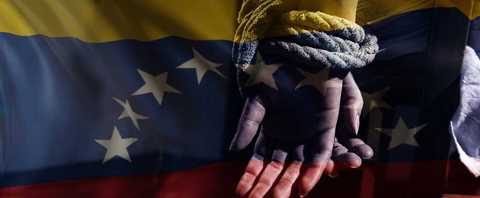 Is the Venezuelan government 'kidnapping' minors?