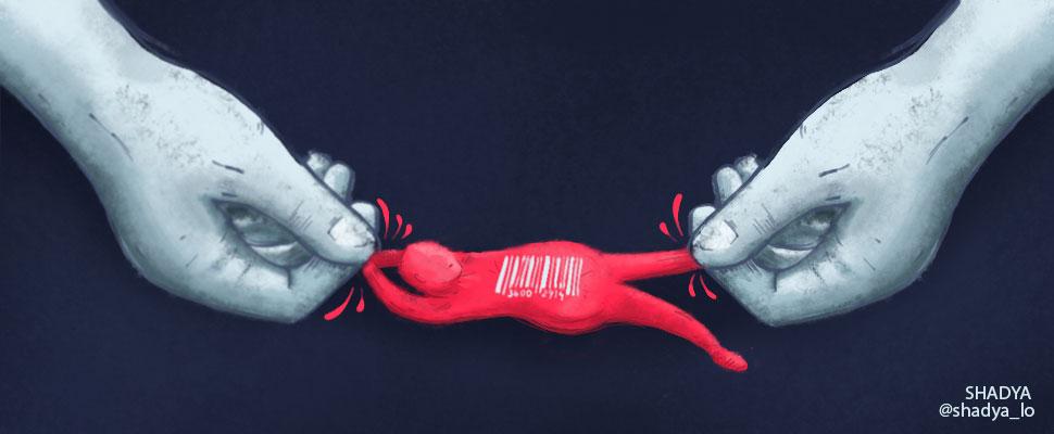 O tráfico humano é mais comum do que você pensa, não caia em falsas ofertas de emprego