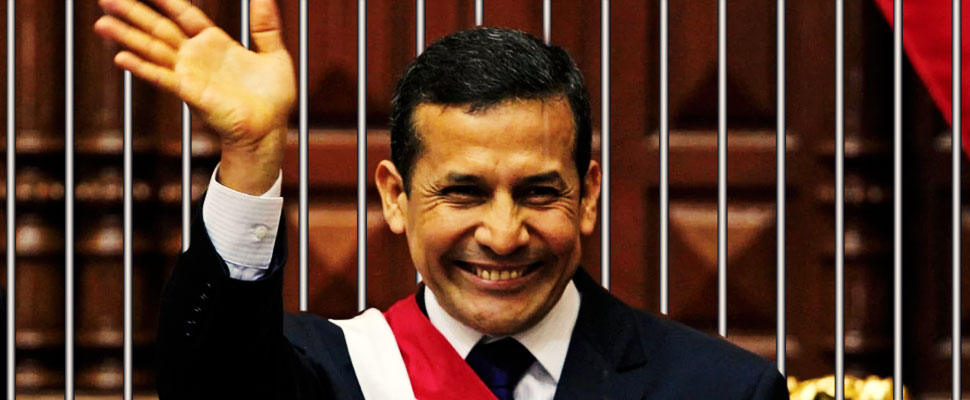 Ollanta Humala leaves prison but the Odebrecht investigation continues