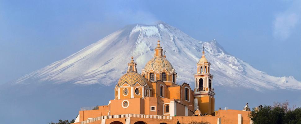 Puebla, la ciudad trazada por los ángeles