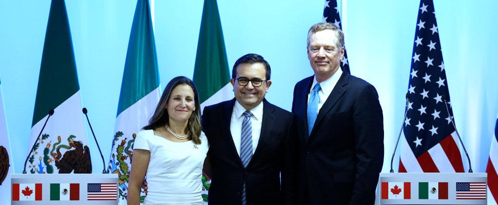 La renegociación del TLCAN, ¿favorable o perjudicial para América Latina?