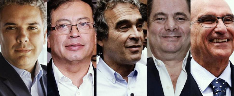 Colombia: Las campañas sucias a favor y en contra de algunos candidatos a la presidencia
