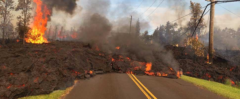 Atentos: en Latinoamérica hay varios volcanes como el de Hawái