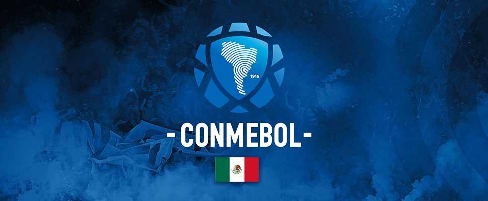 Has the last tie of Mexico with the Conmebol been broken?