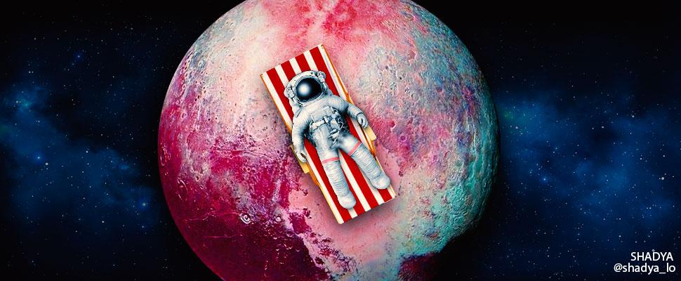 Si le sobran 9,5 millones de dólares, en el 2022 sus vacaciones podrán ser en el espacio exterior