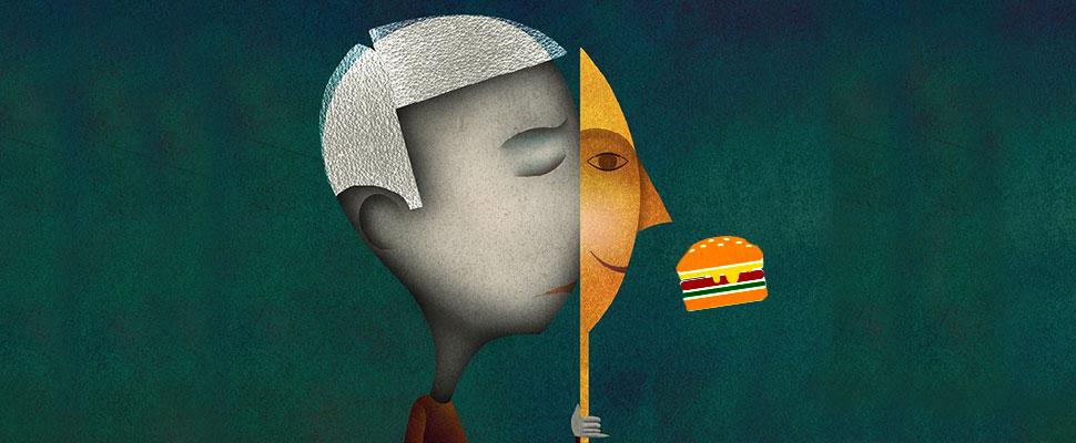 ¿Qué comidas alimentan la depresión?