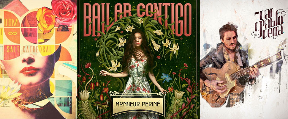 10 Colombian Indie music projects that transcend borders