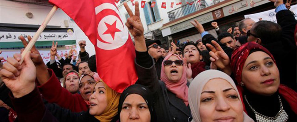 The women of Tunisia want to lead the change