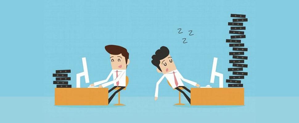 El arte de posponer: ¿Pasas tiempo dándole vuelta a tus tareas y al final del día no las has hecho?