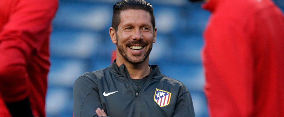 Could the final of the Europa League determine the future of 'Cholo' Simeone?