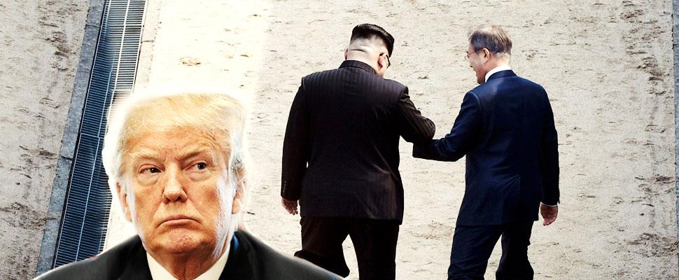 Corea del Norte muestra su 'bipolaridad' al suspender la reunión con Corea del Sur