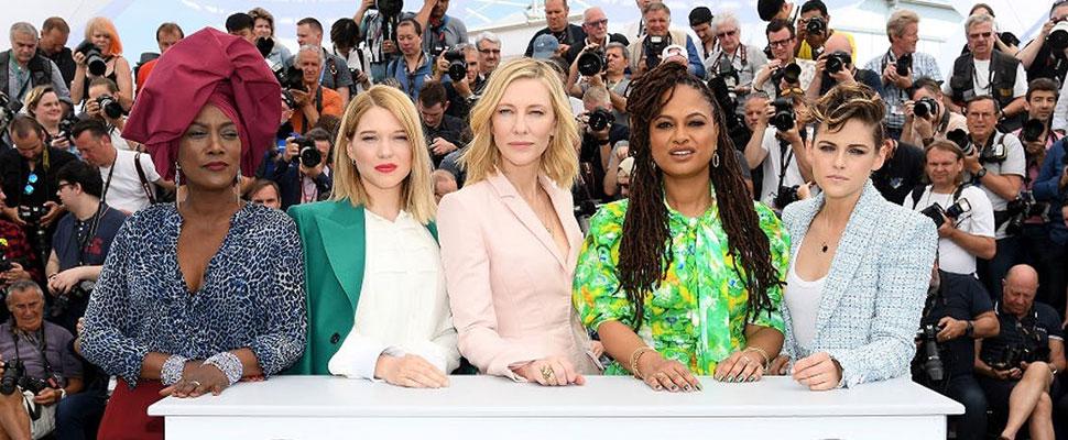 Miembros femeninos del Jurado de Cannes 2018