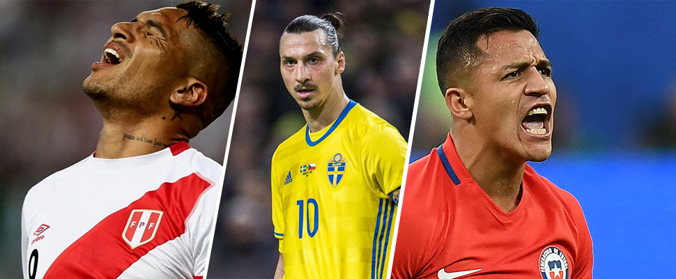 Russia 2018: a World Cup without stars? These 5 figures will not be attending