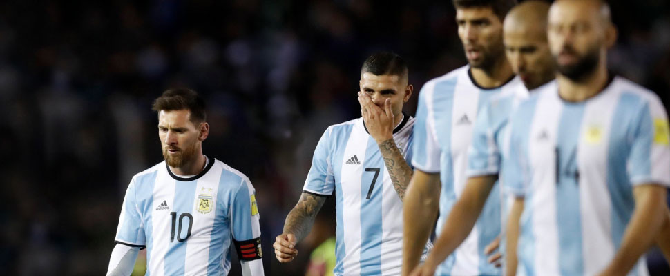 Argentina: Is it a duty for the team to be champions in Russia 2018?