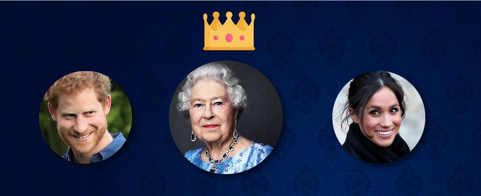 Infografía: así es la línea de sucesión al trono británico