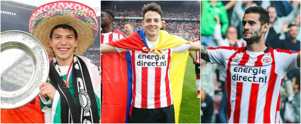 Latinos in PSV: a bet that the club will continue to hold after winning the Netherlands