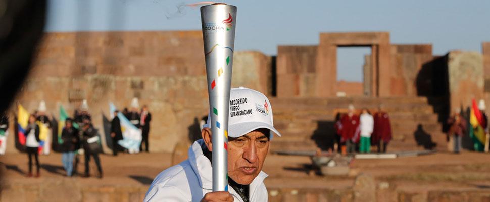 Bolivia: todo lo que deberías saber de los XI Juegos Suramericanos Cochabamba 2018