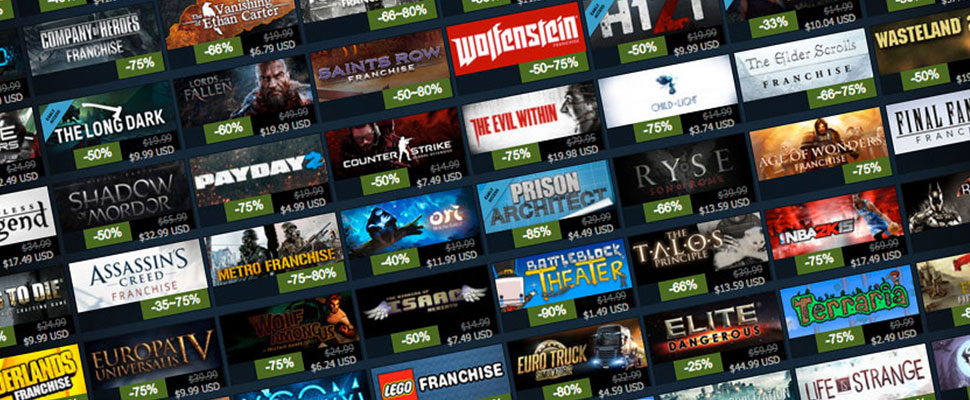 Steam Summer Sale is coming, the solution to buy games without hurting your pocket