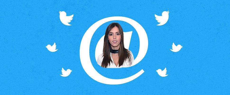 ¿Qué tanto pierde Paulina Vega con el cierre de su cuenta de Twitter?