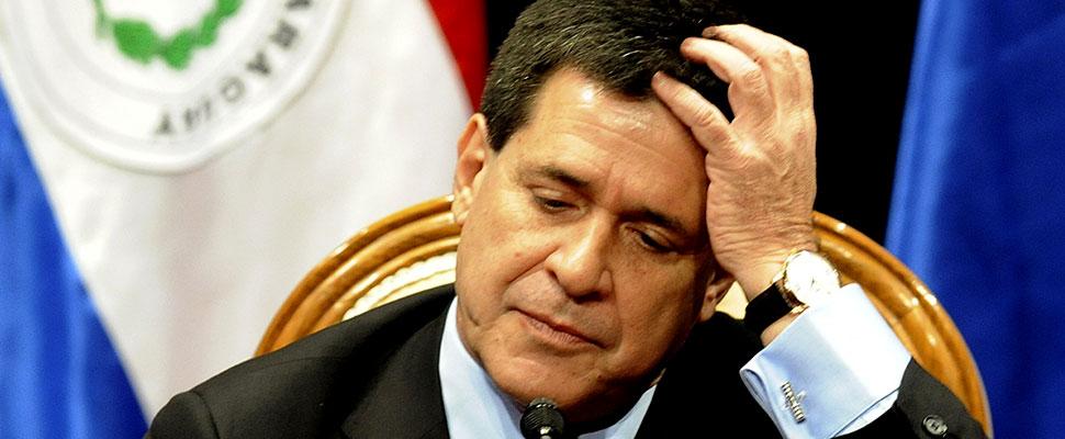Paraguay: ¿La renuncia de Horacio Cartes es una jugada política para mantenerse en el poder?
