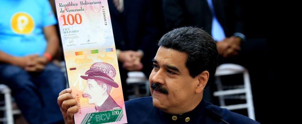 Cinco ceros menos: ¿Venezuela ya no sabe cómo controlar la inflación?