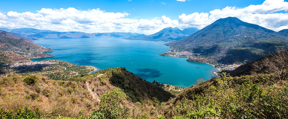 Guatemala: Visit the majestic Lake Atitlán
