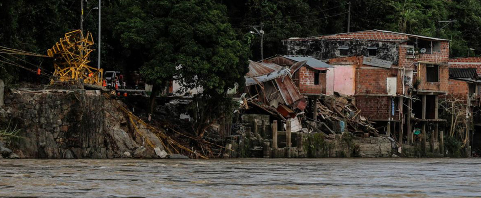 Colombia e Hidroituango: Lo que empieza mal, termina mal