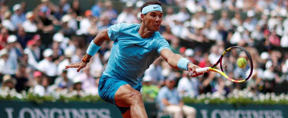 Tenis: Rafael Nadal y un histórico dominio sin precedentes sobre arcilla
