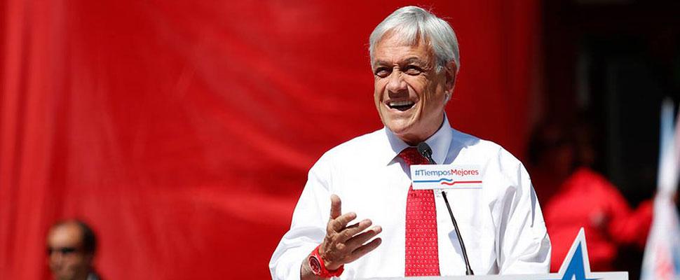 Piñera quiere que Chile siga siendo un país abierto y acogedor para quienes necesiten residencia