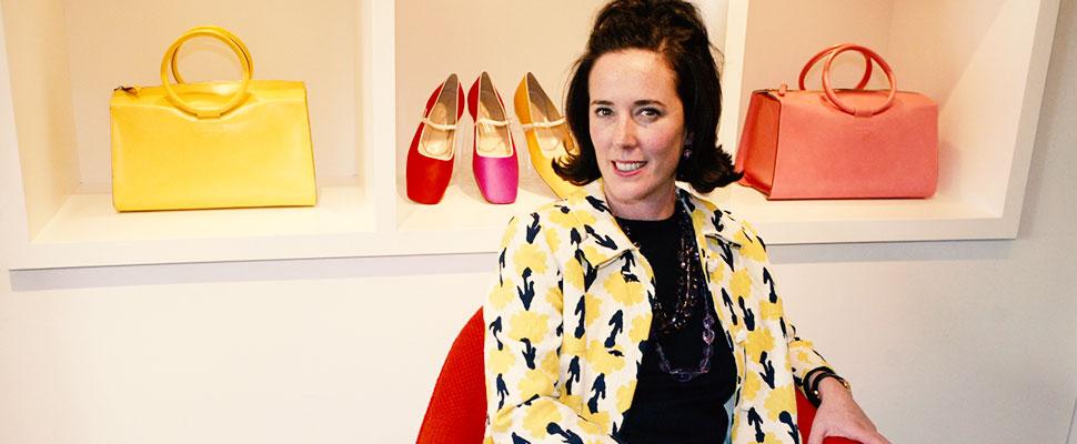 Kate Spade: ¿Qué ocurrirá con su millonario imperio de moda después de su muerte?