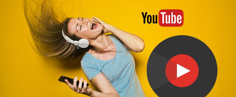 YouTube Music: ¿Podrá superar a Spotify y Deezer?