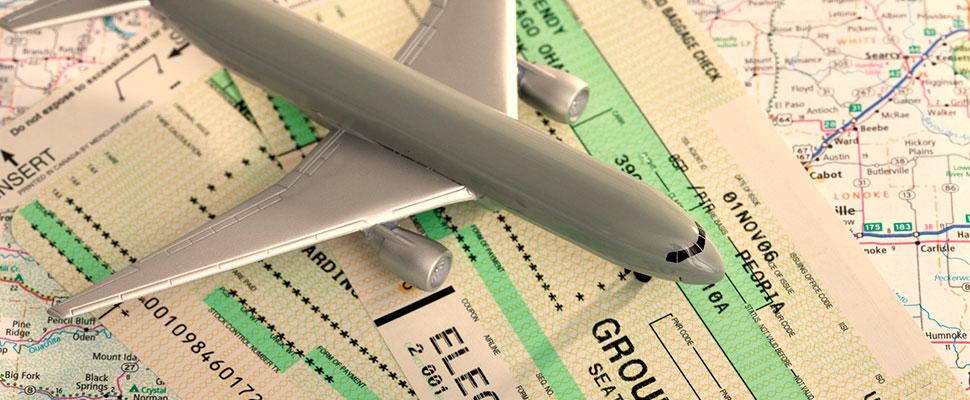 ¿Sabe usted qué es lo que paga cuando compra un tiquete de avión?