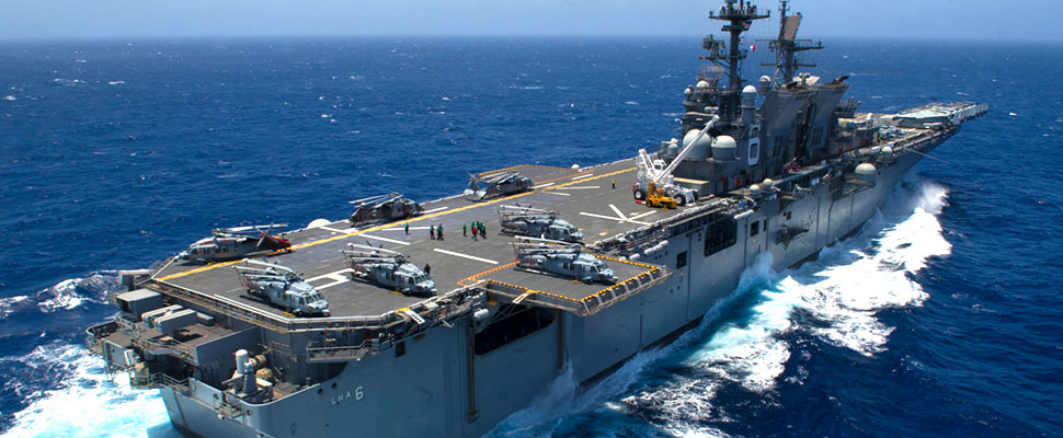 Cuatro países latinoamericanos participarán en el ejercicio de guerra marítimo más grande del mundo