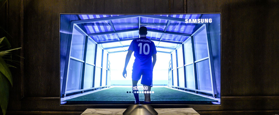 4K technology: favorite TVs to watch the Russia 2018 World Cup