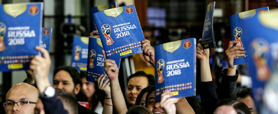 Historic unaccuracy: This year, 92 players who are on the Panini album will not go to the World Cup