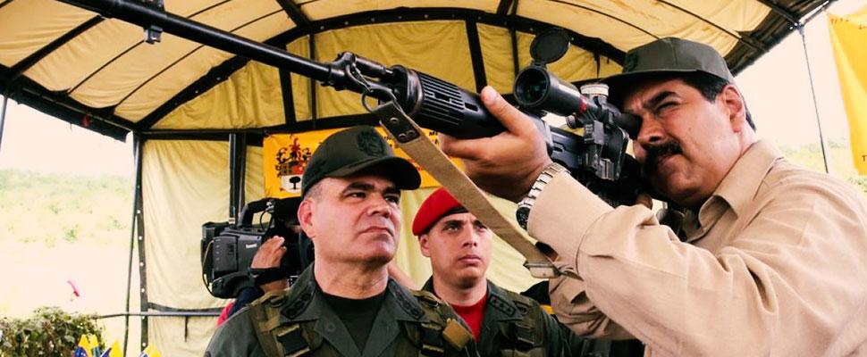 Venezuela: No hay dinero para alimentos, pero si para armamento