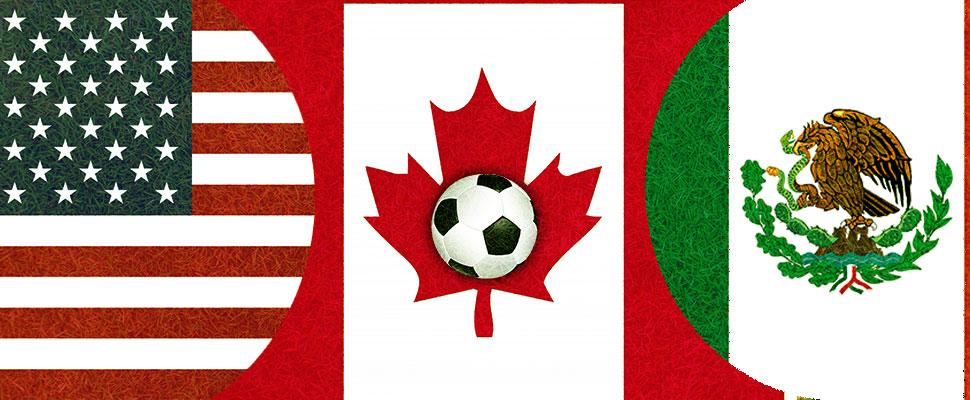 México, Canadá y EE. UU.: ¿Pesa más la pasión por el deporte que la política?